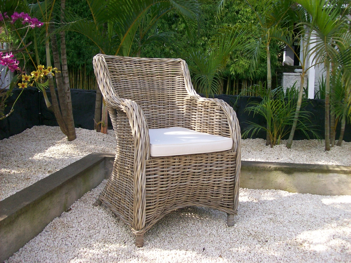 rattansessel gartensessel outdoor stuhl grace im 2er set ebay. Black Bedroom Furniture Sets. Home Design Ideas