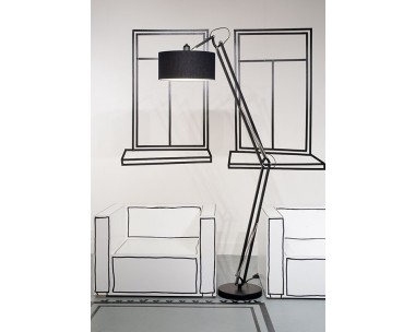 its about romi milano gelenklampe. Black Bedroom Furniture Sets. Home Design Ideas