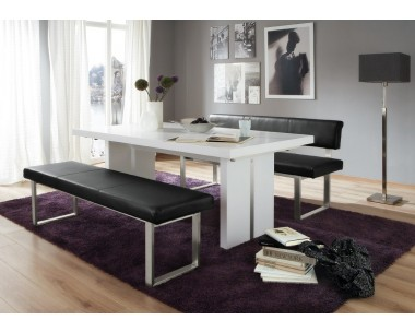 esszimmer sitzbank r ckenlehne niehoff. Black Bedroom Furniture Sets. Home Design Ideas