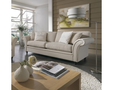 klassische sofas im landhausstil primavera san remo. Black Bedroom Furniture Sets. Home Design Ideas