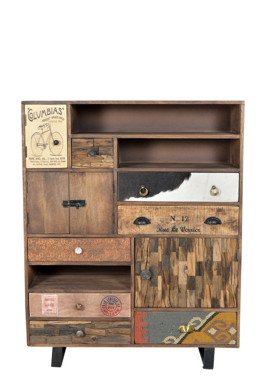 highboard industrial chic zagita m bel im vintage shabby design hier bei g nstig. Black Bedroom Furniture Sets. Home Design Ideas