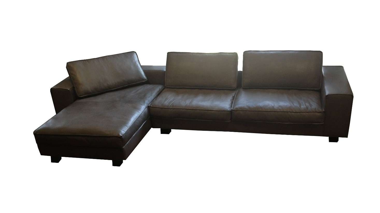 tm collections long beach sofa hochwertige leder couches. Black Bedroom Furniture Sets. Home Design Ideas