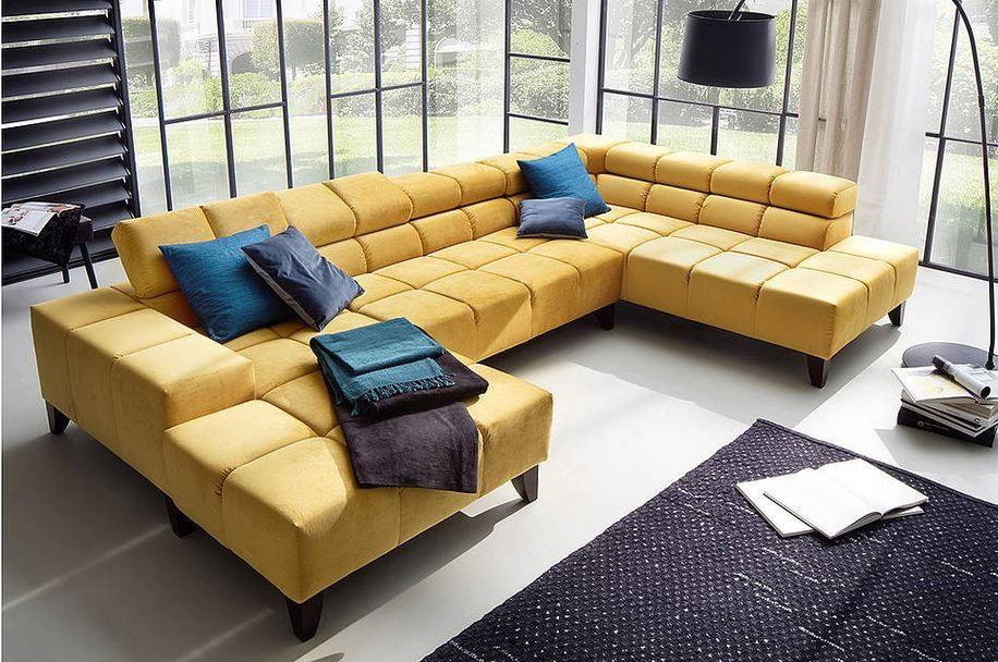 Candy lounge ecksofa wilson fachh ndler for Ecksofa candy