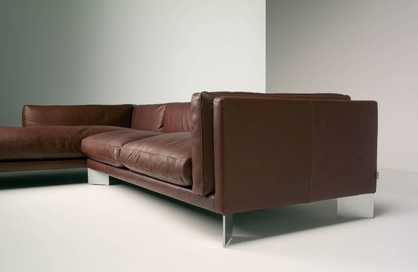 soft bench designer ecksofa berto salotti. Black Bedroom Furniture Sets. Home Design Ideas