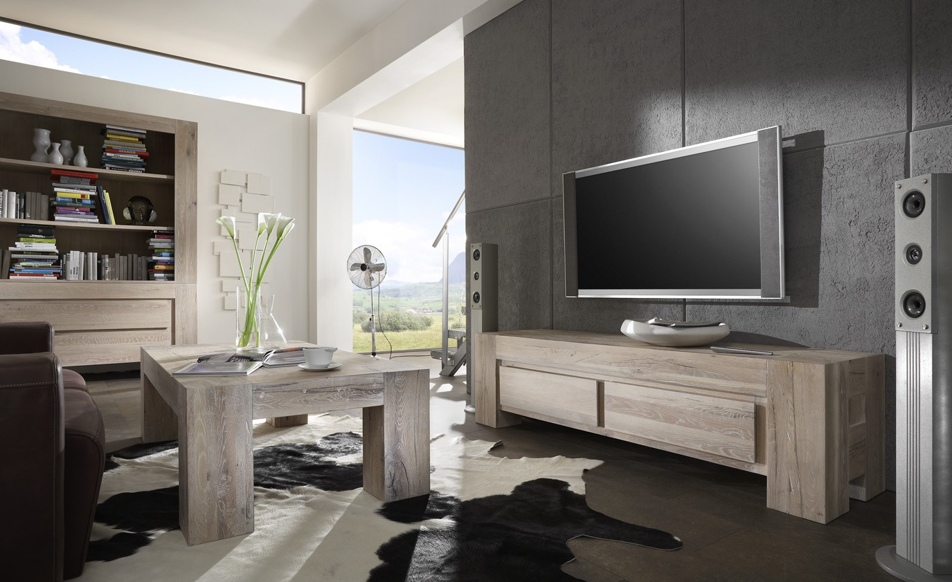 schrank regal rustikale eiche bodahl bei. Black Bedroom Furniture Sets. Home Design Ideas