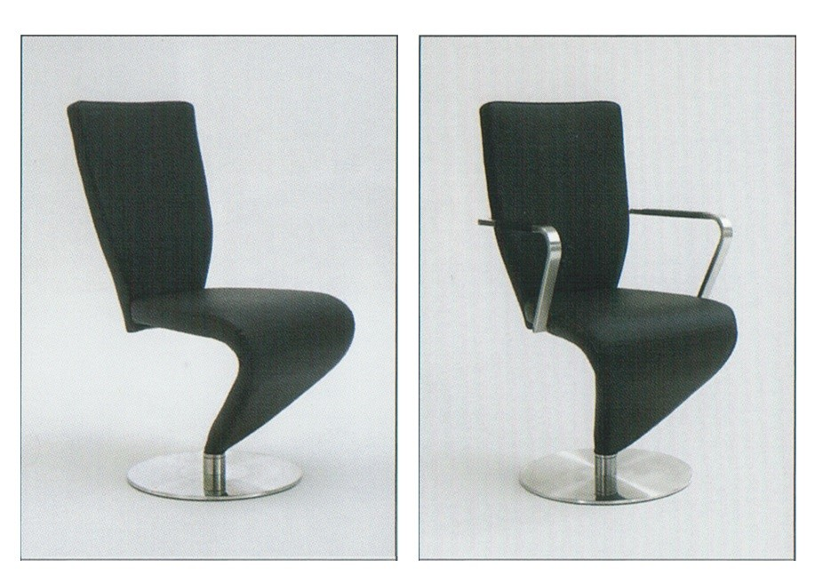 freischwinger drehbar niehoff st hle. Black Bedroom Furniture Sets. Home Design Ideas