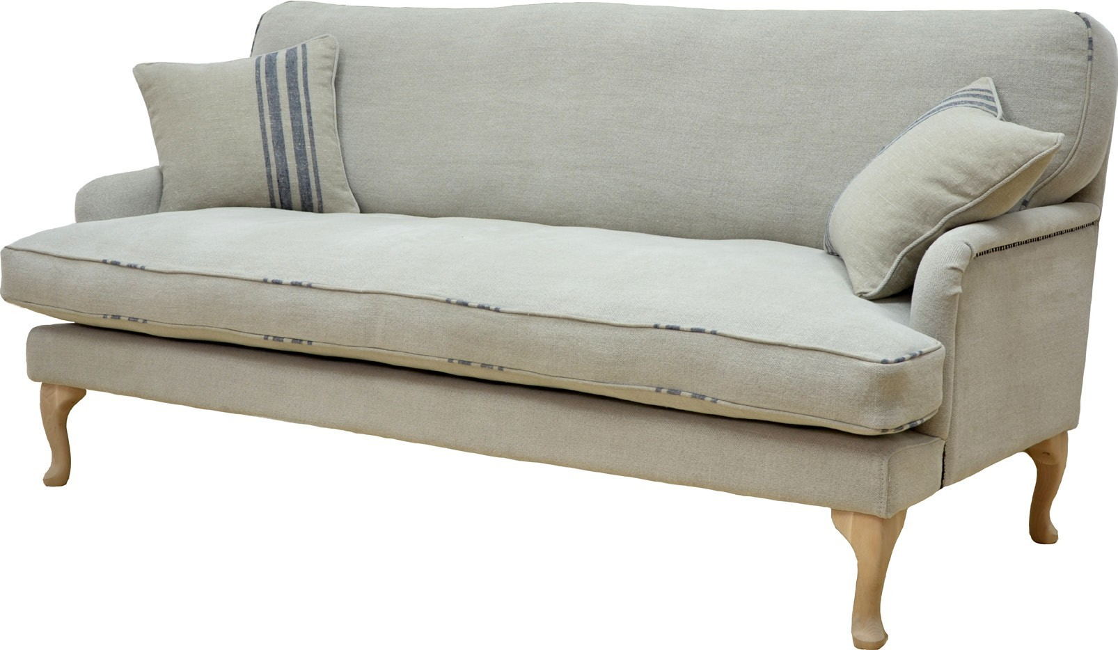 Schmales sofa landhausstil royal primavera hier klicken for Sofa landhausstil