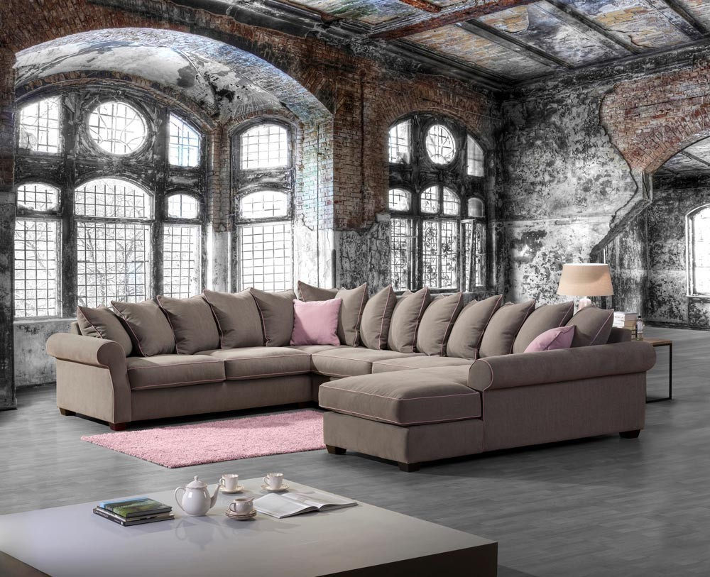big sofa primavera montreal landhaus m bel bei. Black Bedroom Furniture Sets. Home Design Ideas
