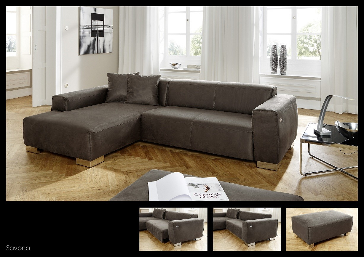 savona candy ecksofa leder. Black Bedroom Furniture Sets. Home Design Ideas