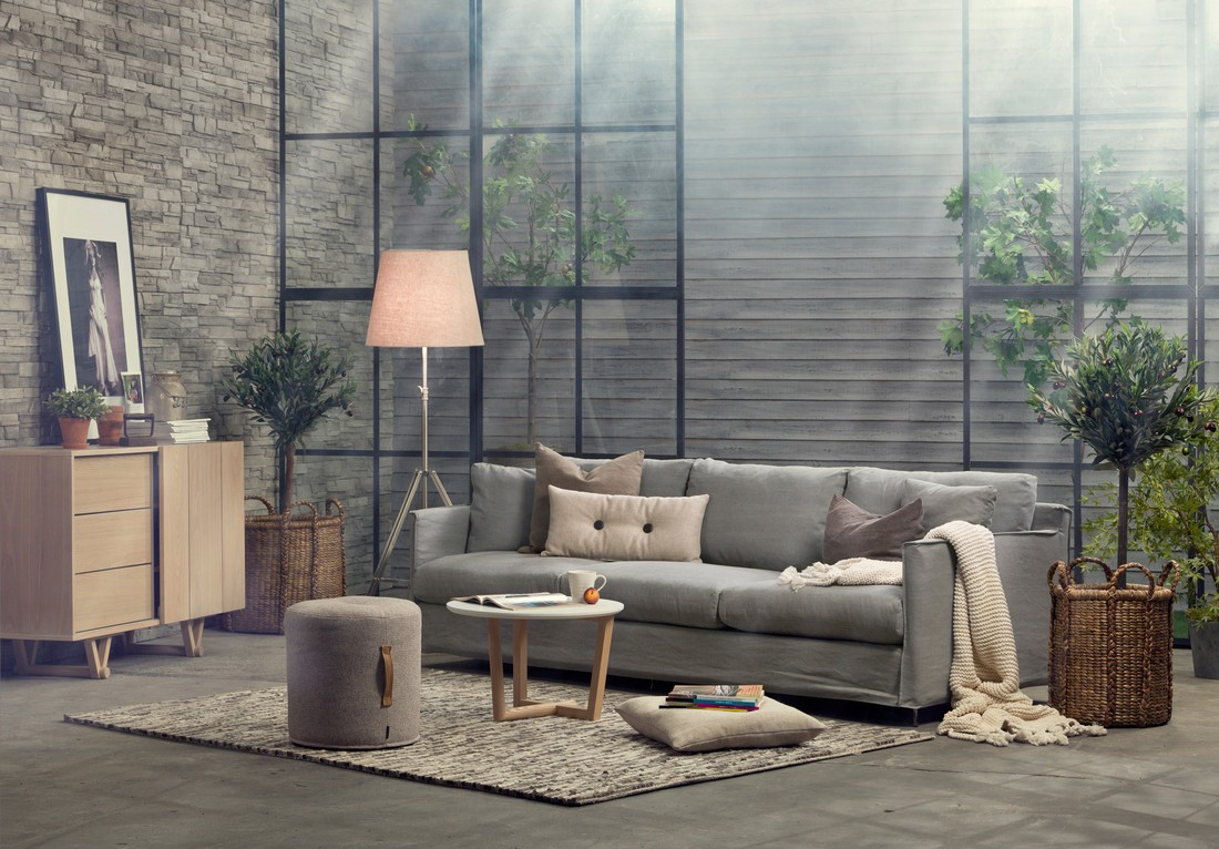 furninova petito lc hussensofa skandinavisch sch n mit. Black Bedroom Furniture Sets. Home Design Ideas