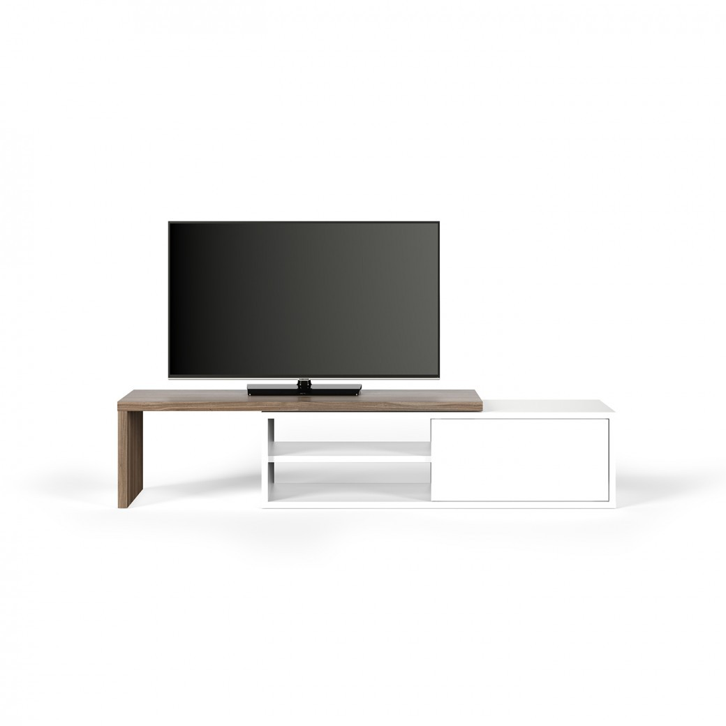 temahome move tv lowboard schwenkbar jenversode. Black Bedroom Furniture Sets. Home Design Ideas
