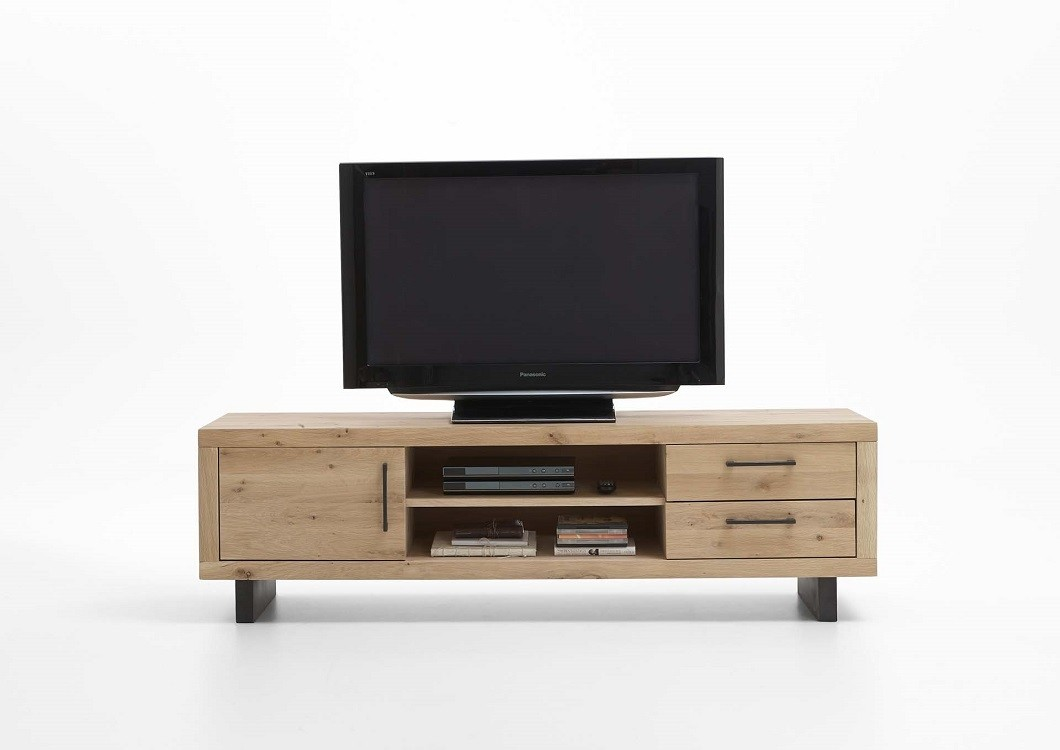 tv bank wildeiche bodahl woodstock. Black Bedroom Furniture Sets. Home Design Ideas