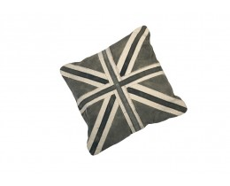 Kissen Union Flag Danform Canvas, No. 1
