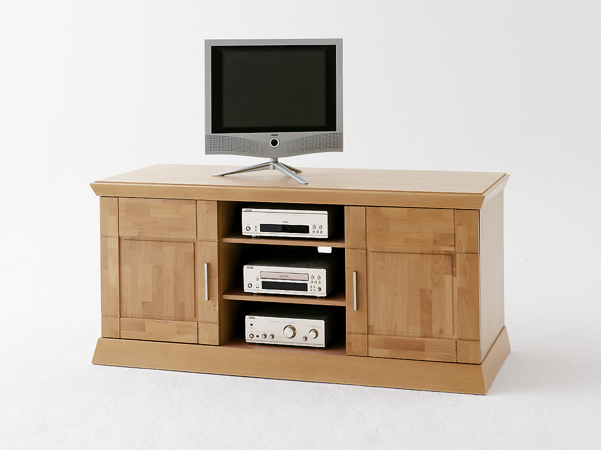 tv lowboard erle inspirierendes design f r. Black Bedroom Furniture Sets. Home Design Ideas